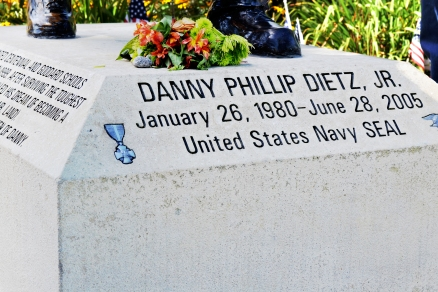 Danny Dietz paid the ultimate sacrifice during Operation Red Wings.
